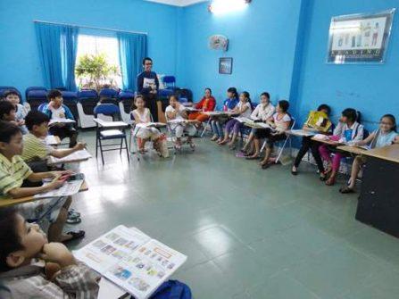Dịch vụ Thành lập trung tâm ngoại ngữ và tin học
