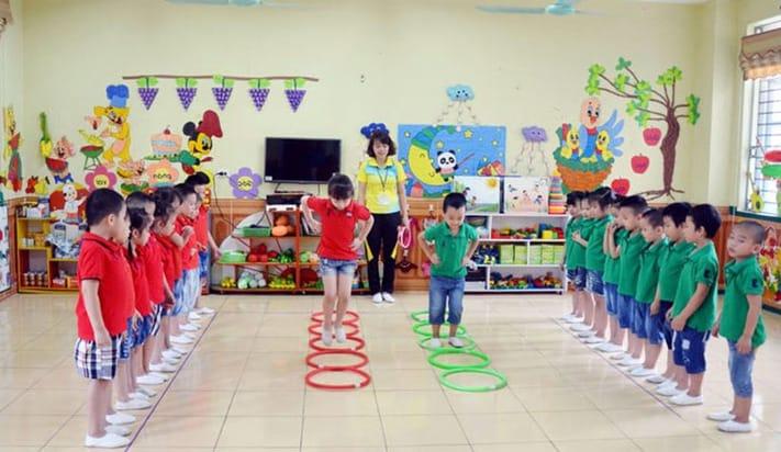Thủ tục Thành lập nhóm trẻ, lớp mẫu giáo độc lập