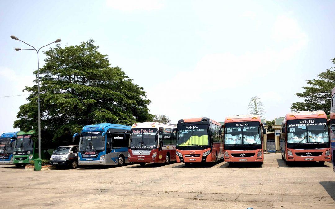 Chấp thuận ngừng khai thác tuyến vận tải hành khách cố định bằng xe ô tô giữa Việt Nam và Campuchia