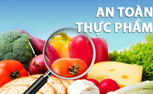 Thủ tục Cấp Giấy xác nhận kiến thức về an toàn thực phẩm đối với tổ chức