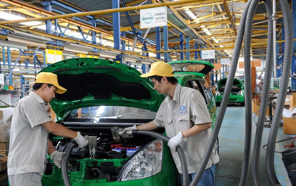 Thủ tục cấp Giấy chứng nhận đăng ký kinh doanh ngành nghề bảo dưỡng, sửa chữa xe ô tô